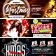 Christmas Party Facebook Cover Bundle - GraphicRiver Item for Sale