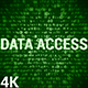 Data Access 4K (2 in 1) - VideoHive Item for Sale