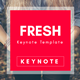 Fresh Multipurpose Keynote Template