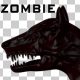 Zombie Dog Walk Animation - VideoHive Item for Sale