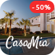CasaMia | Property Rental WordPress Theme