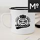 Hardware Enamel Mug Mock-up Generator