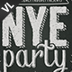New Year Party Poster / Flyer V13 - GraphicRiver Item for Sale