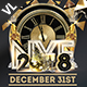 New Year Party Poster / Flyer V03 - GraphicRiver Item for Sale