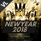 New Year Party Poster / Flyer V11 - GraphicRiver Item for Sale
