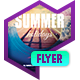 Club Flyer - Summer Holidays - GraphicRiver Item for Sale