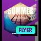 Club Flyer - Summer Holidays