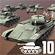 USSR Toon Light Tanks - 3DOcean Item for Sale