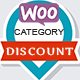 Woocommerce Category Discount