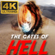 Gates of Hell Portal Sand - Front View - VideoHive Item for Sale