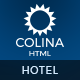 Colina - Hotel HTML Template - ThemeForest Item for Sale