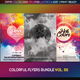 Colorful Flyers Bundle Vol. 55