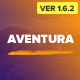 Aventura - Travel & Tour Booking System WordPress Theme