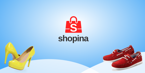 Download Shopina - Web App UI Kit eCommerce Mobile Template            nulled nulled version