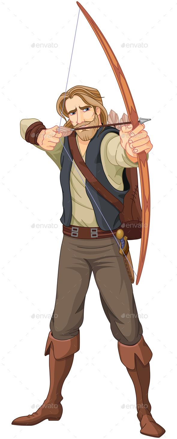 Robin Hood - People Characters