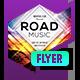 Club Flyer - Road Music