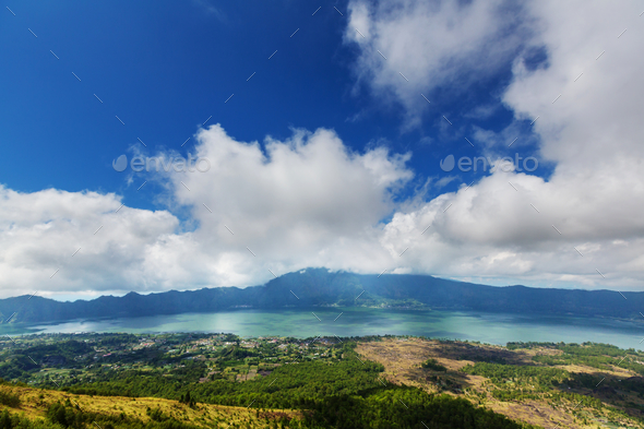 Bali landscapes - Stock Photo - Images