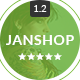 VG JanShop - Responsive WooCommerce WordPress Theme