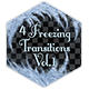 4 Freezing Transitions | Vol 1 - VideoHive Item for Sale