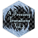 4 Freezing Transitions | Vol 2 - VideoHive Item for Sale