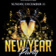 New Year Flyer Vol.6 - GraphicRiver Item for Sale