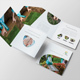 Eco Garden Square Trifold Brochure - GraphicRiver Item for Sale
