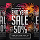 End Year Sale Flyer - GraphicRiver Item for Sale