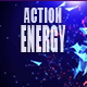 Energetic Action Intro Logo Pack