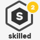 Skilled | School Education Courses WordPress Theme - ThemeForest Item for Sale