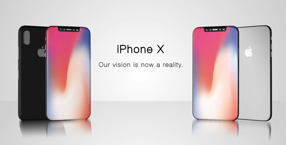 3DOcean iPhone X 21070936