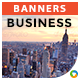 Business HTML5 Banners - 7 Sizes
