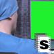 Surgeon Green Screen
