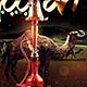 Hookah Flyer - GraphicRiver Item for Sale