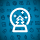 60 Xmas Icons - GraphicRiver Item for Sale