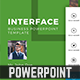 Interface Powerpoint Template - GraphicRiver Item for Sale