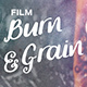 Film Burn & Grain Overlay Effect - GraphicRiver Item for Sale