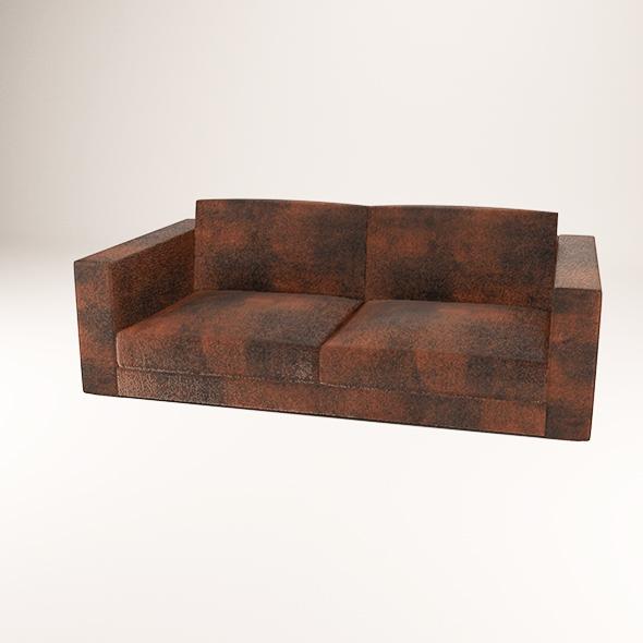3DOcean Sofa 21072538