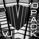 Monochrome Tunnel VJ Pack - VideoHive Item for Sale