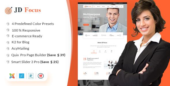 jd focus - multipurpose joomla business & ecommerce template (joomla) JD Focus – Multipurpose Joomla Business & eCommerce Template (Joomla) 01 preview