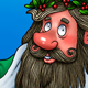 New Year's wizard Father Christmas - GraphicRiver Item for Sale