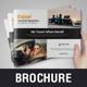 Holiday Travel Brochure Design v4