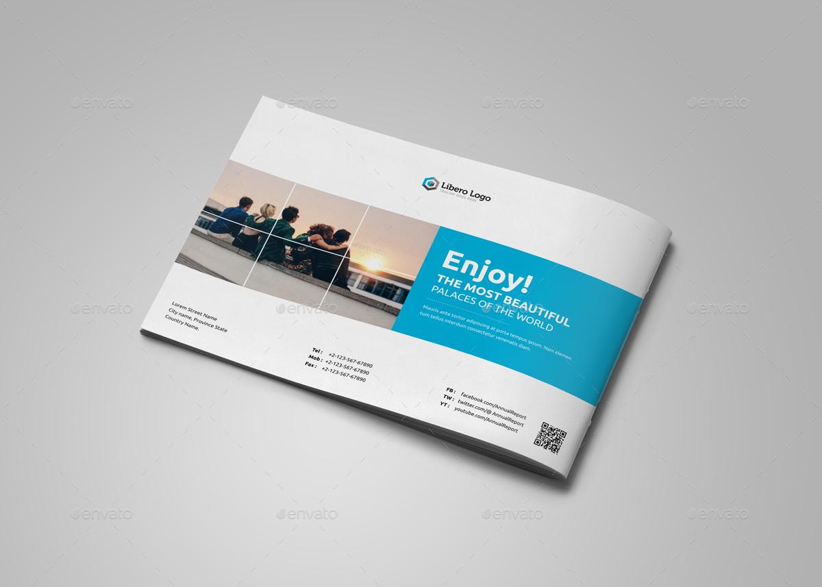 holiday travel brochure design v4 by miyaji75 graphicriver