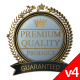 3D Animated Product Quality Guarantee Symbol V4 - VideoHive Item for Sale