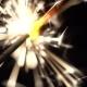 Christmas Sparkler Lightening - VideoHive Item for Sale
