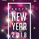 New Year Party Event Flyer - GraphicRiver Item for Sale