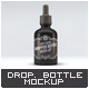 Vape Liquid Dropper Bottle Mock-Up - GraphicRiver Item for Sale