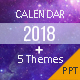 Calendar 2018 - Presentation Template - GraphicRiver Item for Sale