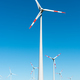 Modern wind power plants in Germany - PhotoDune Item for Sale