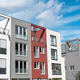 Modern serial townhouses in Berlin - PhotoDune Item for Sale