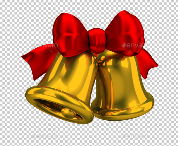 GraphicRiver Christmas Bells 21074628